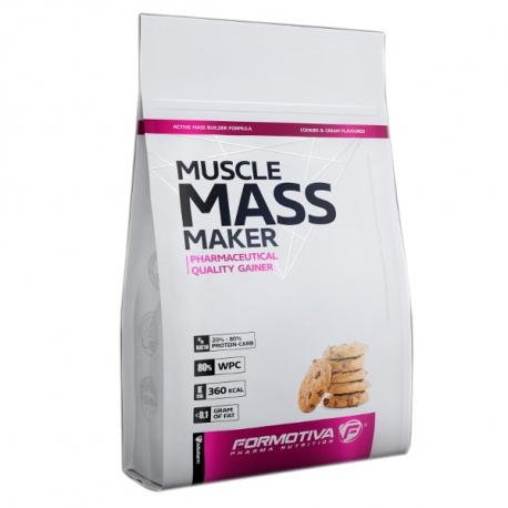 Formotiva Muscle Mass Maker - 1000g