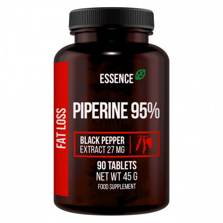 Essence Piperine 95% - 90 tabl.