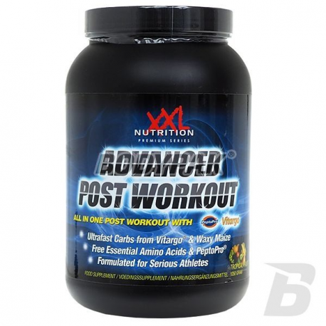 XXL Nutrition Advanced Post Workout - 1050g