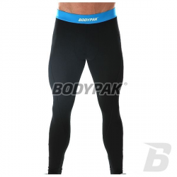 B-WEAR Męskie legginsy KEEP TRAINING HARD - 1 szt.