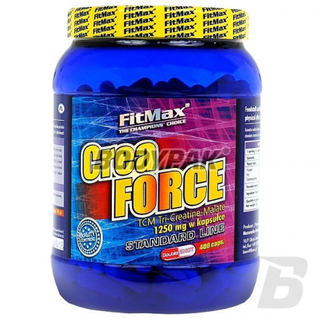 FitMax Crea Force - 400 kaps.