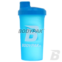 Bodypak Shaker Neon Blue - 700 ml