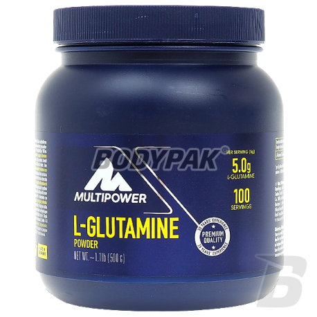 Multipower Pure L-Glutamine Powder - 300g