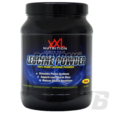 XXL Nutrition Leucine Powder - 500g