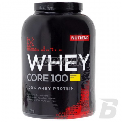 Nutrend Whey Core 100 - 2250g