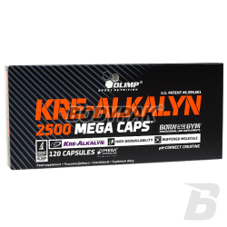 Olimp Kre-Alkalyn 2500 Mega Caps - 120 kaps.