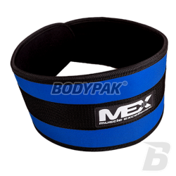 MEX Pas FIT-N-BELT wide blue - 1 szt.