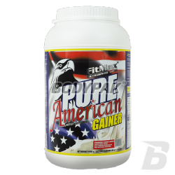 FitMax Pure American Gainer - 4000g