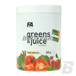 Fitness Authority Greens & Juice - 300g [30.07.2017r.]