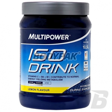 Multipower Iso Drink - 735g