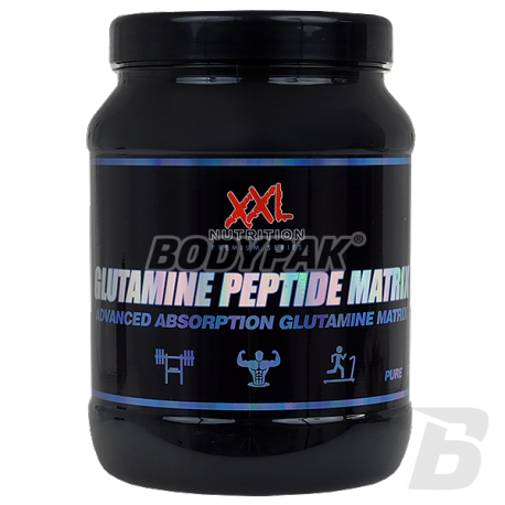 XXL Nutrition Glutamine Peptide Matrix - 500g