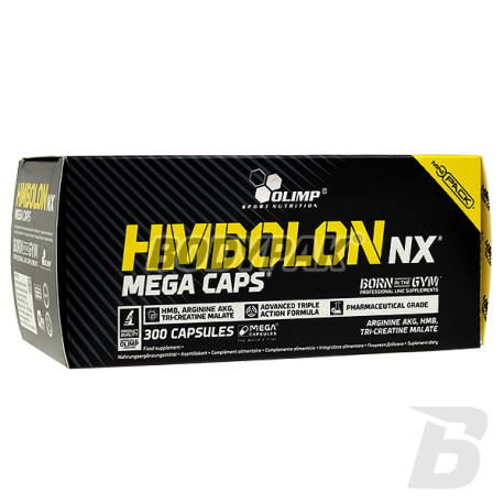 Olimp HMBolon NX MC 10 x 30 kaps.