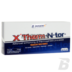 Biogenix X'Therm-N-tor - 90 kaps.