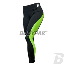 BODYPAK COMP Leggings BASIC GREEN [DAMSKIE] - 1 szt.