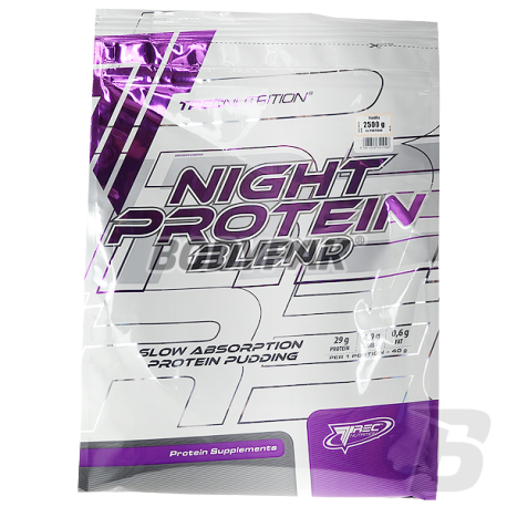 Trec Night Protein Blend - 2,5kg
