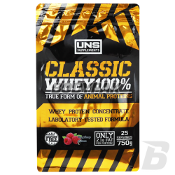 UNS Classic Whey 100% NEW - 750g