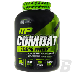MusclePharm Combat 100% Whey - 2,27kg