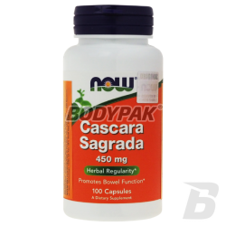 NOW Foods Cascada Sagrada 450mg - 100 kaps.