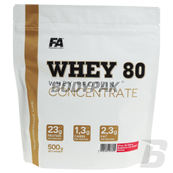 Fitness Authority Performance Whey 80 - 500g
