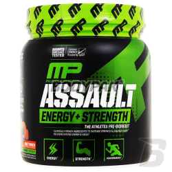 MusclePharm Assault Sport - 345g