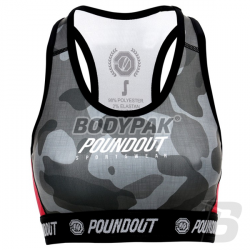 Poundout Top Duty [DAMSKI] - 1 szt.
